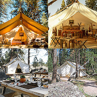 Glamping Locations in the United States