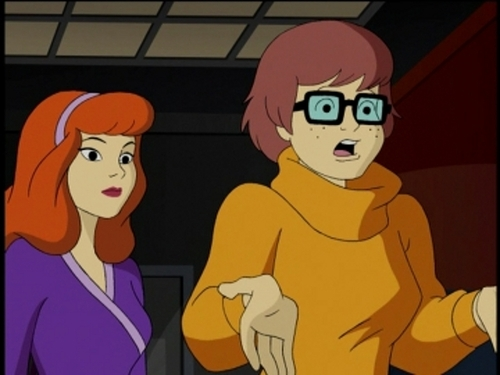 Scooby Doo Daphne And Velma