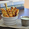 Zucchini Fries with Buttermilk Ranch