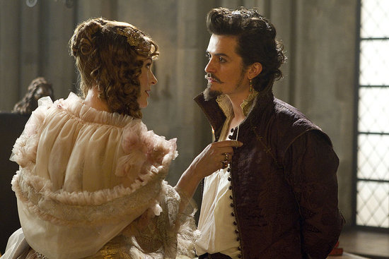 Exclusive Pictures: Orlando Bloom and More in The Three Musketeers