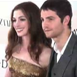 Video of Anne Hathaway and Jim Sturgess at One Day Premiere in New York