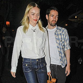 Kate Bosworth and Michael Polish Pictures at Chateau Marmont