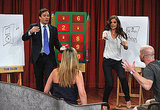 Katie Holmes Accepts Jimmy Fallon's Pictionary Challenge