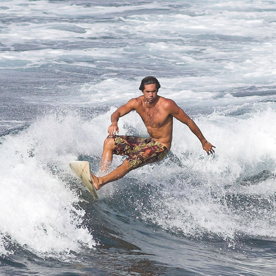 This surfer looks like he knows what he's doing on the water. Source: Flickr User Jim Bahn