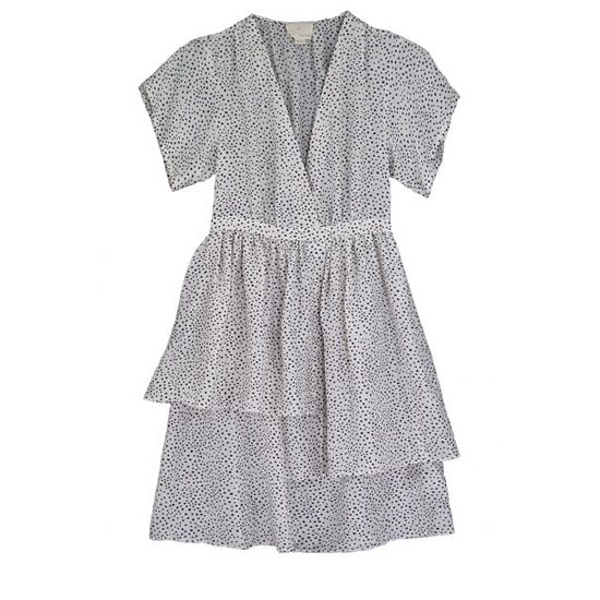 Girl by Band of Outsiders Birdie Star Print Dress, $543