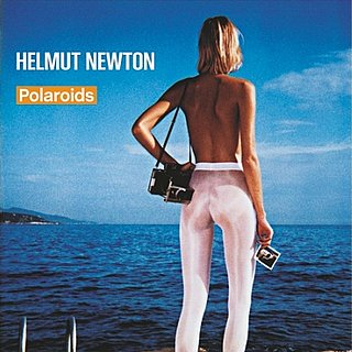 Helmut Newton's Rare Polaroid Outtakes Collection