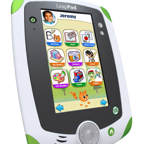 Review of LeapFrog's LeapPad Explorer Learning Tablet