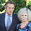 Duchess of Alba Gives Away Money to Marry