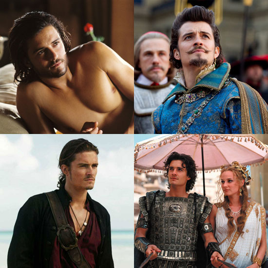 Orlando Bloom: Who's Hottest?