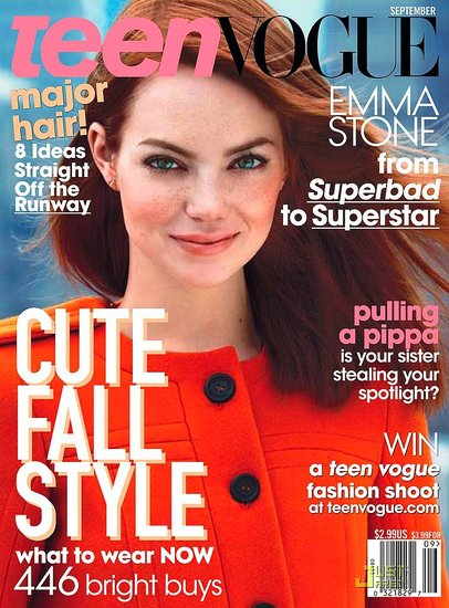 Teen Vogue September 2011