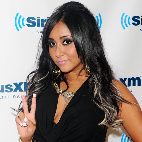 Snooki's Perfume: What Should She Name It? 2011-08-11 15:34:12