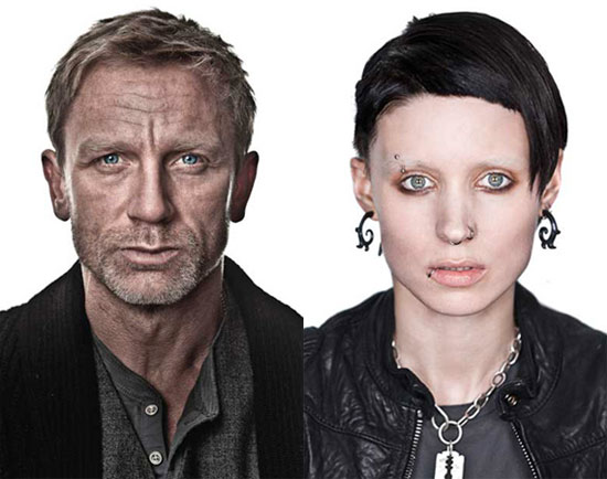 Meet the Cast of The Girl With the Dragon Tattoo