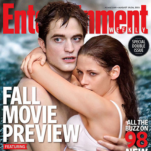 Robert Pattinson and Kristen Stewart on Twilight Sex in EW