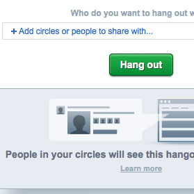 Uses For Google+ Hangout