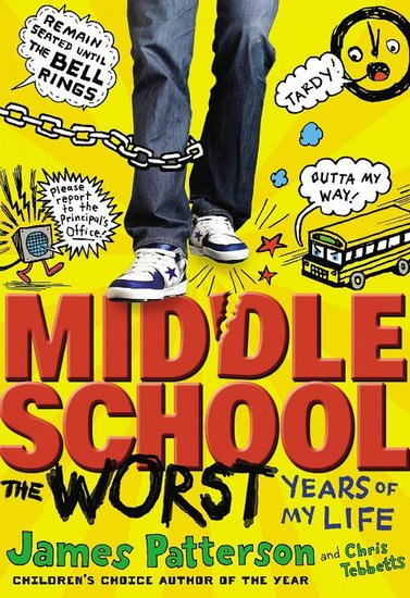 Middle School, The Worst Years of My Life ($15.99)