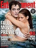 Rob &amp; Kristen On EW Cover + Interview + Magazine scans