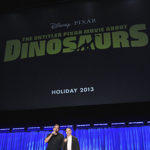 Pixar Announces New Movies at D23