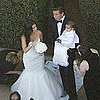 Pictures of Kim Kardashian's Wedding Party