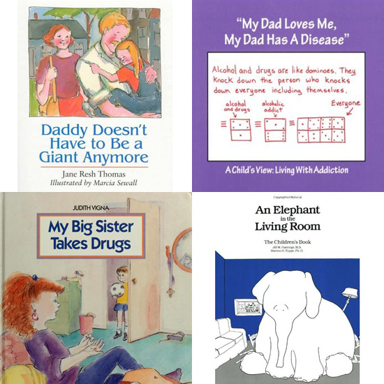 "Beyond ""Just Say No"": Kids' Books About Alcohol and Drugs"