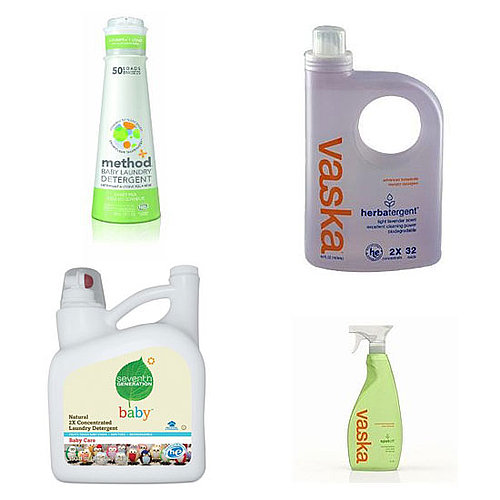 Best Eco-Friendly Laundry Detergents For Babies