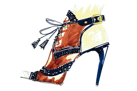 Sneak Peek — Spring 2012 Shoes and Handbags