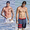 Ryan Kwanten, Ryan Phillippe, Simon Baker Shirtless Pictures
