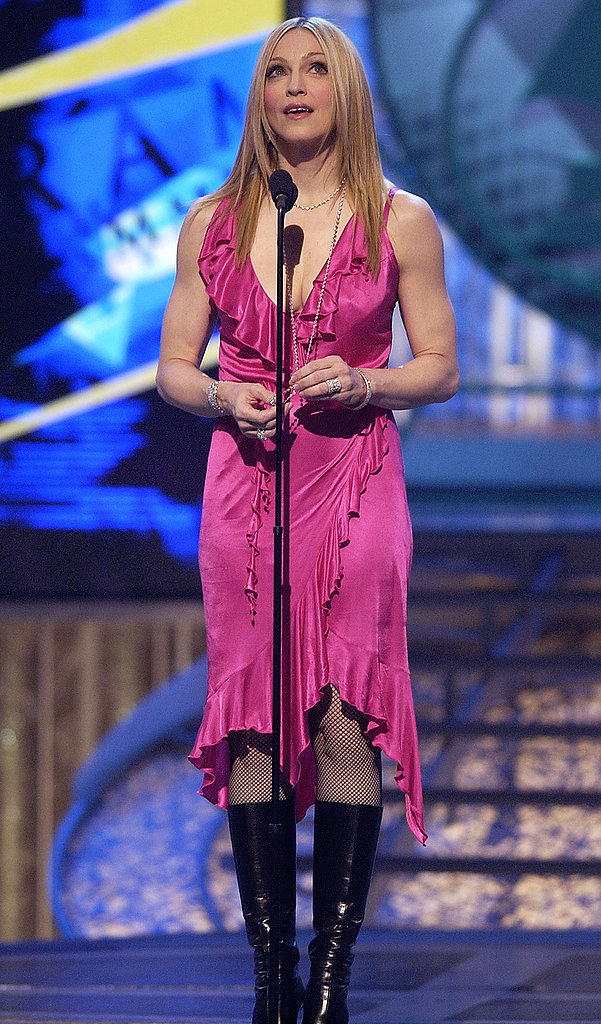 At the Grammy Awards in 2004.