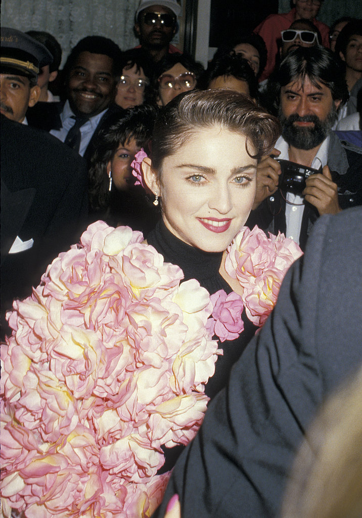 At a Tony Awards party in 1988.