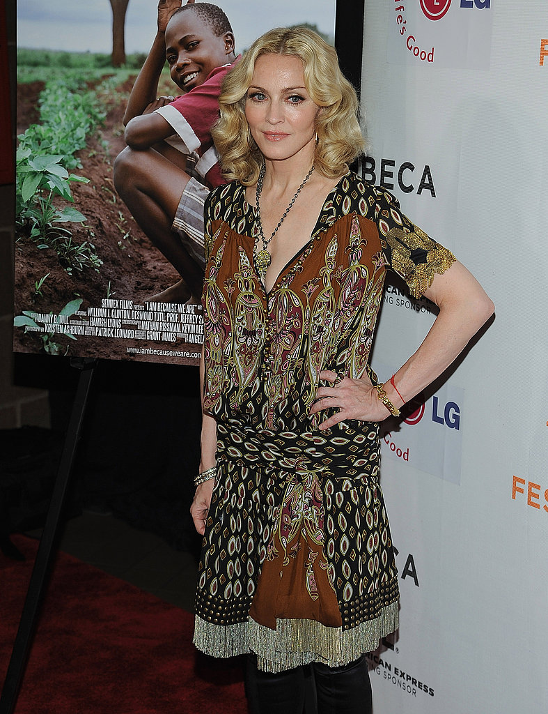 At the Tribeca Film Festival in 2008.