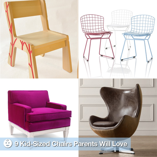 9 Kid-Sized Chairs to Covet