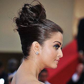 Celebrities Wearing Beehive Hairstyles