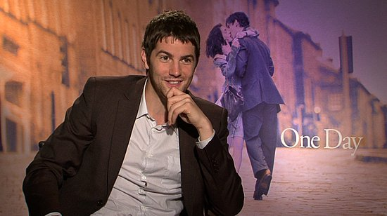 "Jim Sturgess Describes Meeting Anne Hathaway as an ""Intense Blind Date"""