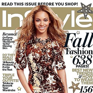 Beyonce Knowles Talks Marriage in September 2011 InStyle