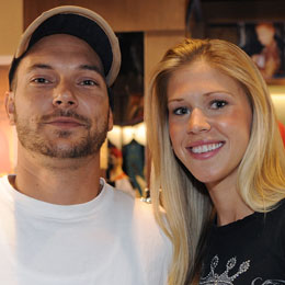 Kevin Federline and Victoria Prince Welcome Baby Girl Jordan Kay!