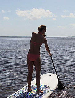 Tips For Your First Time Stand-Up Paddleboarding