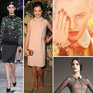 Beaded Collars: Fall 2011 Trend