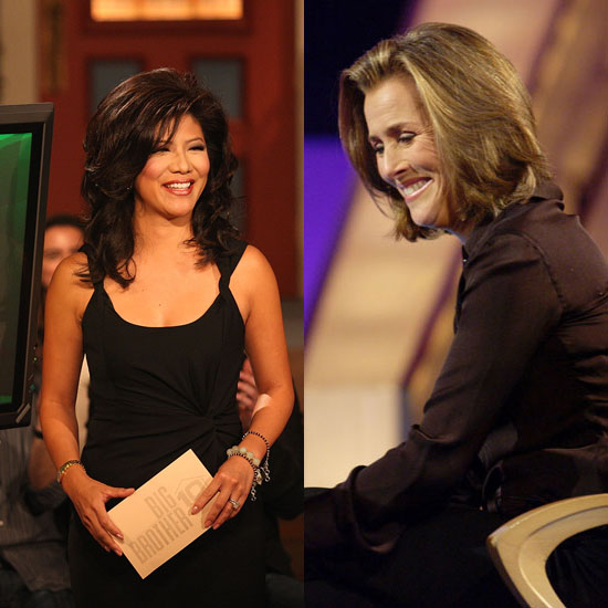 Julie and Meredith, Big Brother and Who Wants to Be a Millionaire