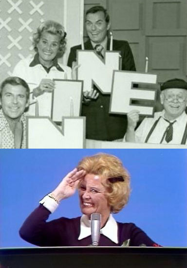 Rose Marie, Hollywood Squares