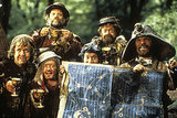 Randall, Fidgit, Strutter, Og, Wally, and Vermin — Time Bandits
