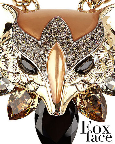 Fall 2011 Jewelry Trends - Animal Jewelry