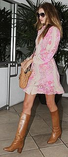 Shop Rosie Huntington-Whiteley Style in Christian Louboutin