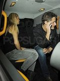 Chelsy Davy leaves Boujis with a male pal.