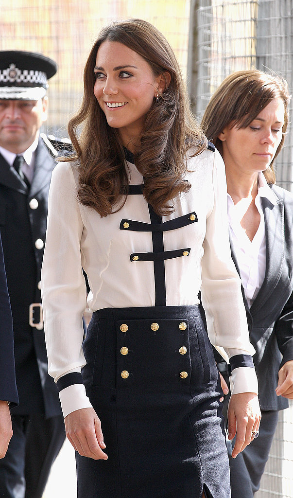 Kate, Duchess of Cambridge.