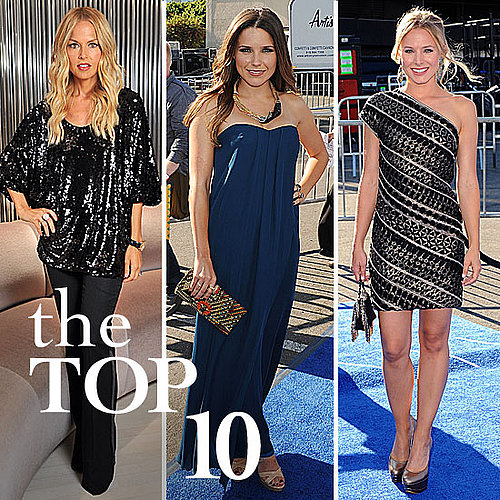Best Celebrity Style For August 15-19, 2011