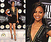 Zoe Saldana at 2011 MTV VMAs