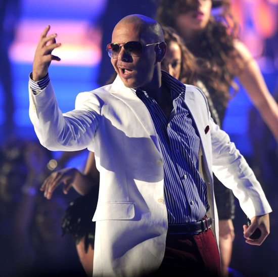 """Pitbull, """"Give Me Everything"""""""