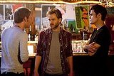 Joseph Morgan as Klaus, David Gallagher as Ray, and Paul Wesley as Stefan on The Vampire Diaries.  Photo courtesy of The CW