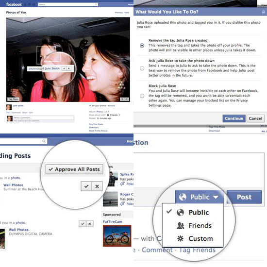 Facebook Privacy and Sharing Controls