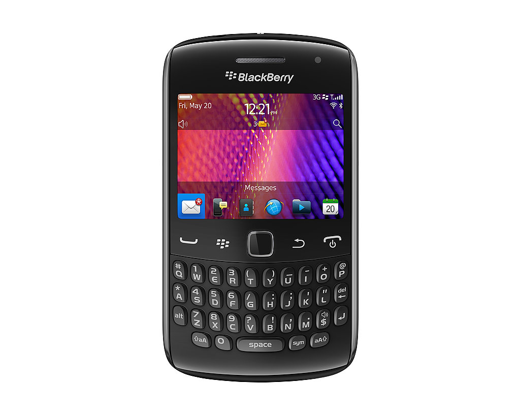 What's the Difference Between the Three New BlackBerry Curve Models?