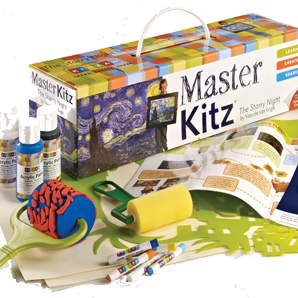 Master Kitz Art Projects For Kids